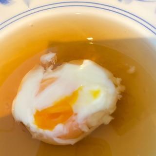 簡単温泉卵