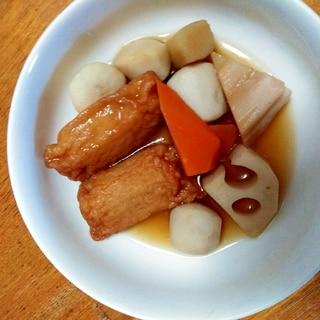 簡単♪冷凍野菜の煮物