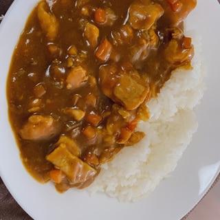 ホットクックで簡単チキンと野菜カレー☆