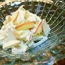 白菜とリンゴと帆立のサラダ