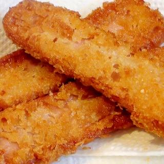 魚肉ソーセージフライ
