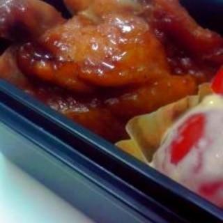 【お弁当・冷凍】焼肉のタレと鶏肉で!照り焼きチキン