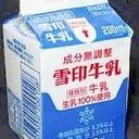残った牛乳で簡単チョコシェイク!