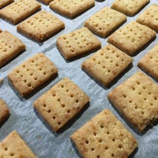 たまごボーロ風 米粉クッキー