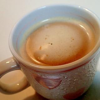 ふわラテで 香ばしいごぼう茶珈琲