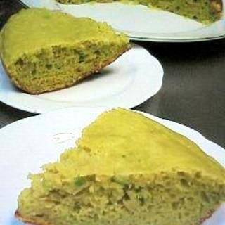 ヤバイ!めちゃうまアボカドケーキ♡炊飯器で超簡単!