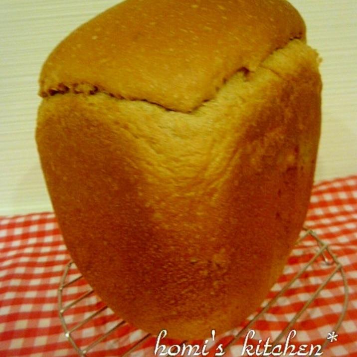 ほろにが★ふんわりコーヒー食パン