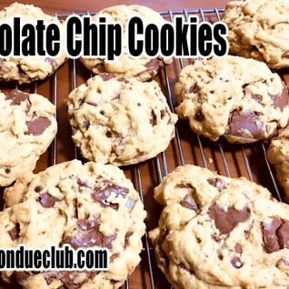 本場アメリカのチョコチップクッキー。バレンタインに