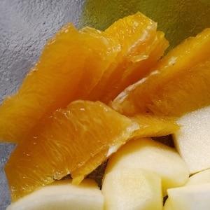 はっさく・甘夏など皮が分厚い系柑橘類の剥き方
