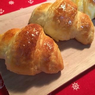朝ごパンに!手作りクロワッサン