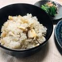 竹の子たっぷり簡単♪炊き込みご飯