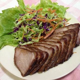 豚ロースブロックde煮豚♪