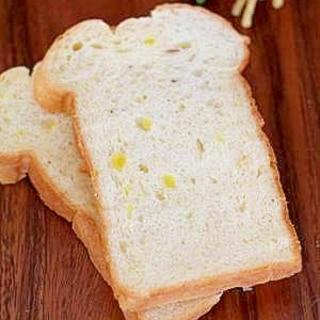 HBでお手軽♪お芋食パン
