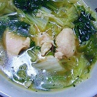 創味シャンタン醤油鍋★