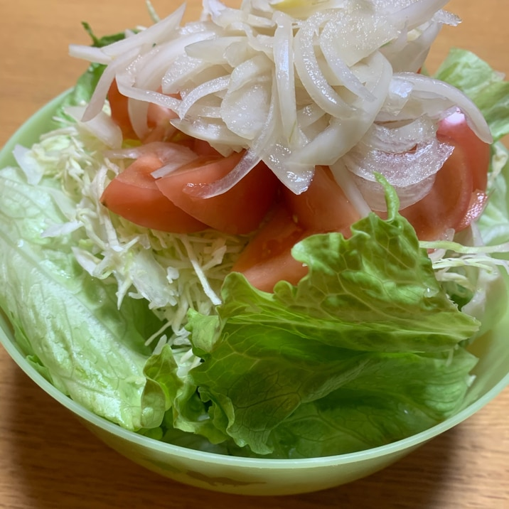4色サラダ