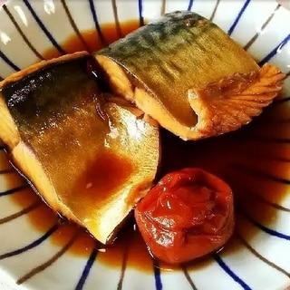鯖の煮付け