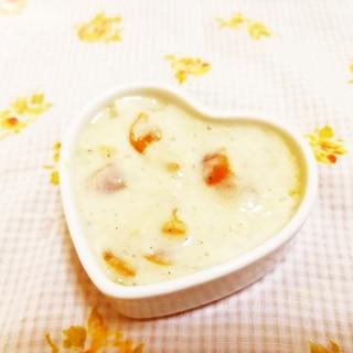 金柑の豆乳クリーム