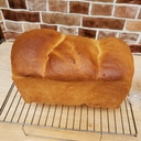 HBコンデンスミルクのミルキー食パン(老麺法)2斤
