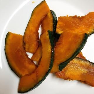 甘辛でごはんに合う!かぼちゃの照り焼き