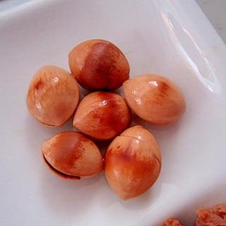 殻付き銀杏