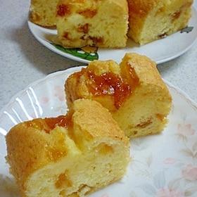 梅ジャムパウンドケーキ