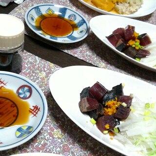 手作り醤油(生醤油)