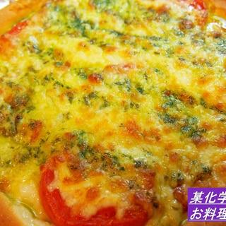 お手軽☆マルゲリータ風ピザ