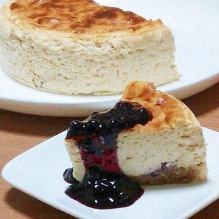 【生クリーム・小麦粉不使用】爽やかNYチーズケーキ