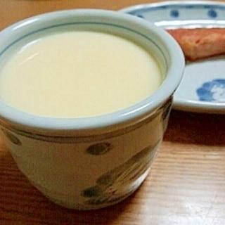 風邪の時には♪喉に優しい○シンプル茶碗蒸し
