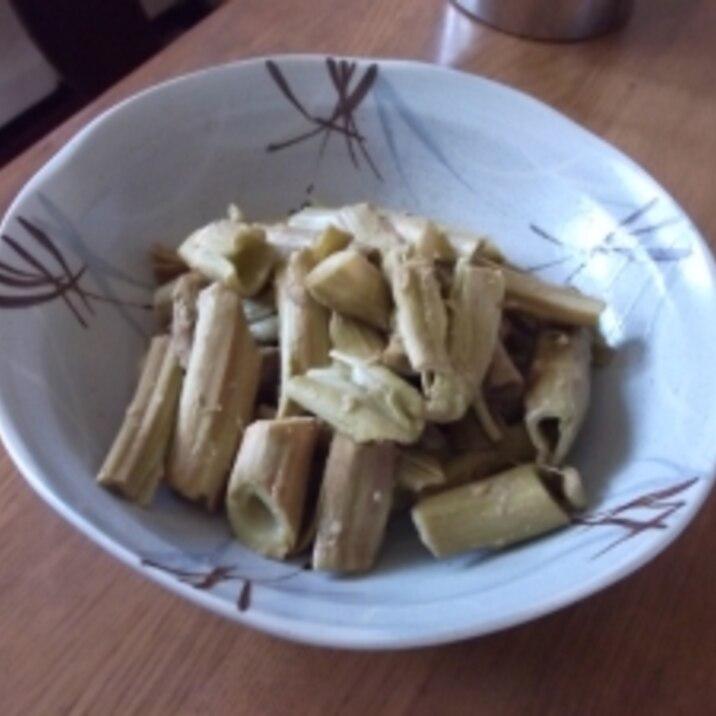 天ぷら イタドリ 【みんなが作ってる】 いたどり