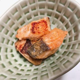 幼児食♪鮭の味噌マヨ焼き