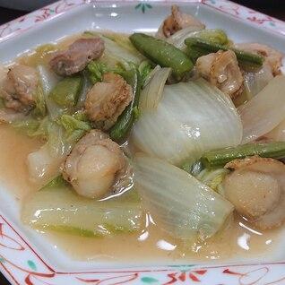 白菜のうま煮「海鮮風」