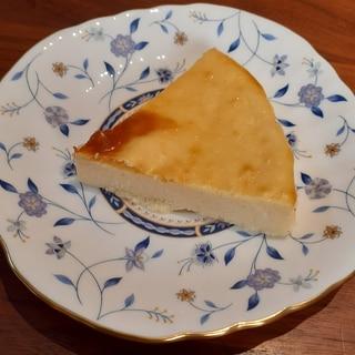 米粉のチーズケーキ☆生クリーム無し