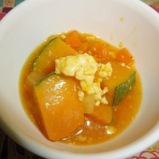 【幼児食】鶏ひき肉と野菜のトロトロ煮