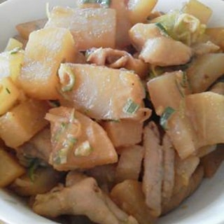 ニンニク生姜酒不要!焼肉のたれde簡単もつ煮込み