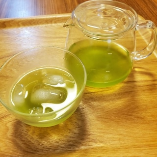 超簡単!松の葉のお茶