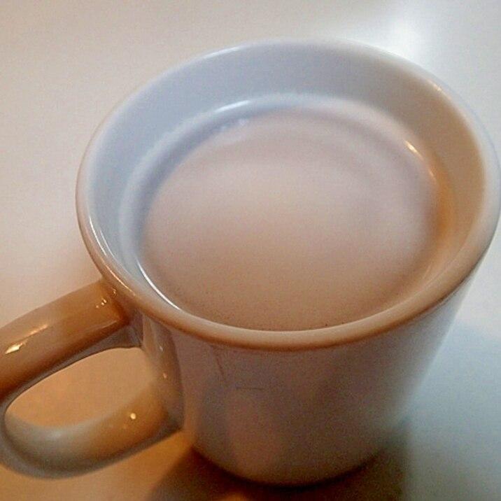 ❤ホエーと麦茶で美的アップルビネガードリンク❤