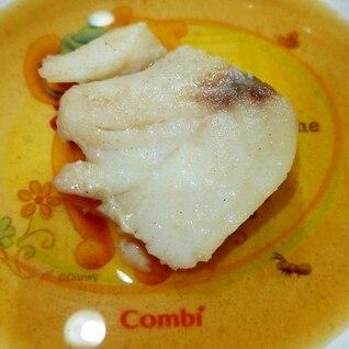 離乳食幼児食☆白身魚の煮付け