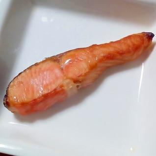 塩鮭の美味しい焼きかた