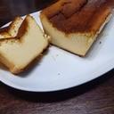 牛乳から作るベイクドチーズケーキ