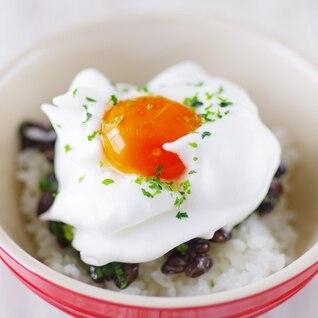 究極の卵かけご飯with納豆