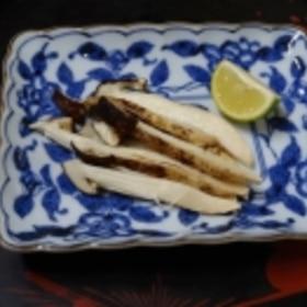 松茸の焼き方