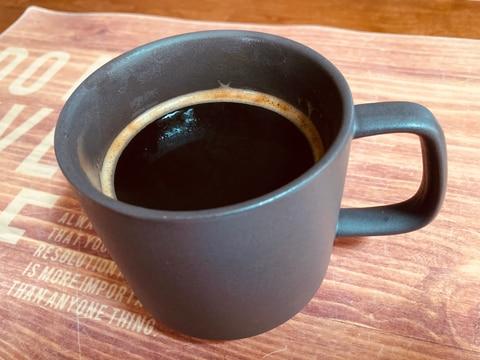 味わい深い♪緑茶コーヒー
