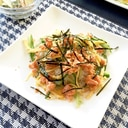 簡単!焼き鮭のちらし寿司