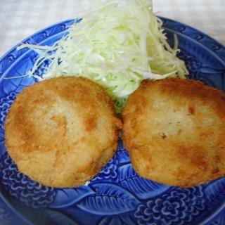 キーマカレーコロッケ