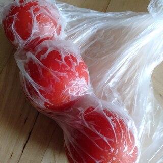 トマトの冷凍