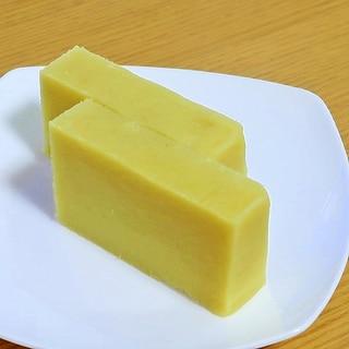 昔ながらの芋ようかん☆シンプルにさつまいもを味わう