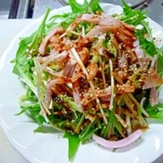 ピリ辛韓国風サラダ