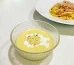 冷製とうもろこしスープ