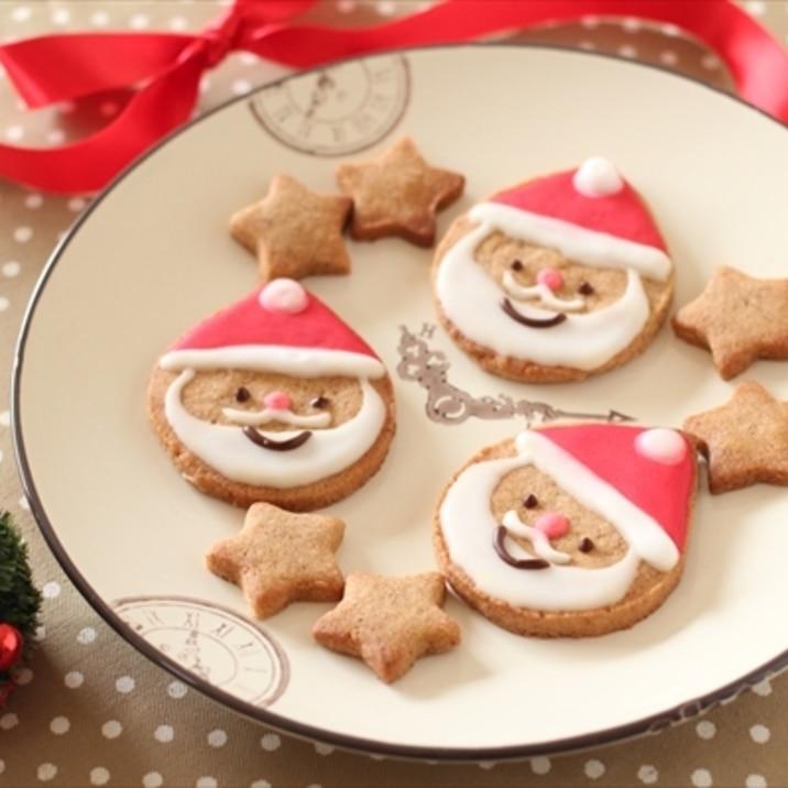 【クリスマス】オールブランクッキー